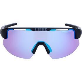 Bliz Matrix Small Nano Optics Nordic Light Glasses matte black/violet/blue multi